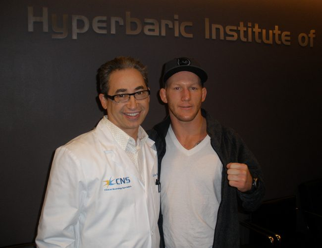HBOT in Sports | Hyperbaric Institute of Nevada