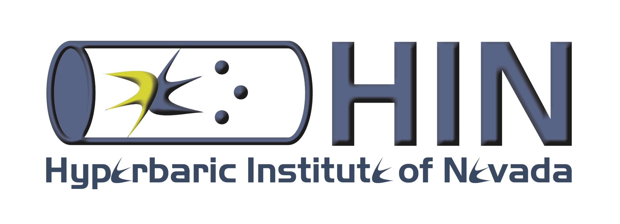 logo HIN high res | Hyperbaric Institute of Nevada
